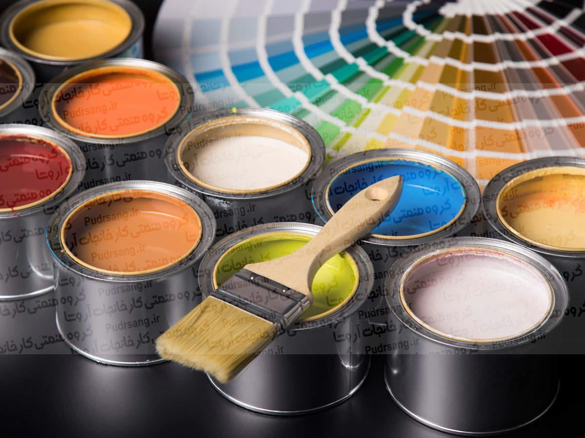 فروش کربنات کلسیم عمده مخصوص رنگ