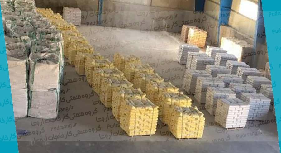 کارخانه تولید کلسیم کربنات مرغوب مش 1500 در مشهد