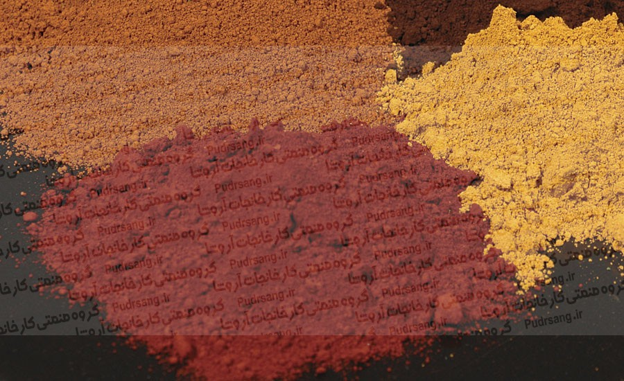 تولید رنگ برای موزائیک پلیمری سنگ پلیمری