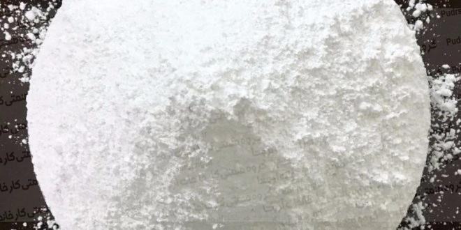 کربنات کلسیم سفید صنعتی