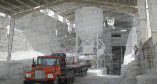 فروش پودر کربنات کلسیم میکرونیزه سفید و صنعتی