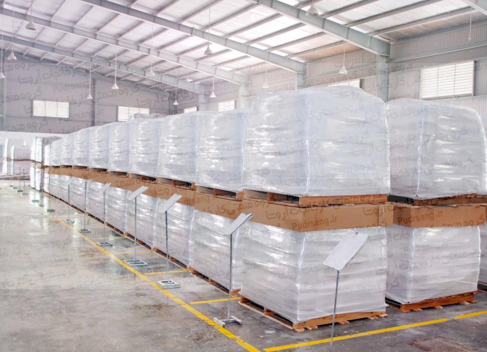 خرید و فروش پودر کربنات کلسیم سوپر فاین به قیمت درب کارخانه