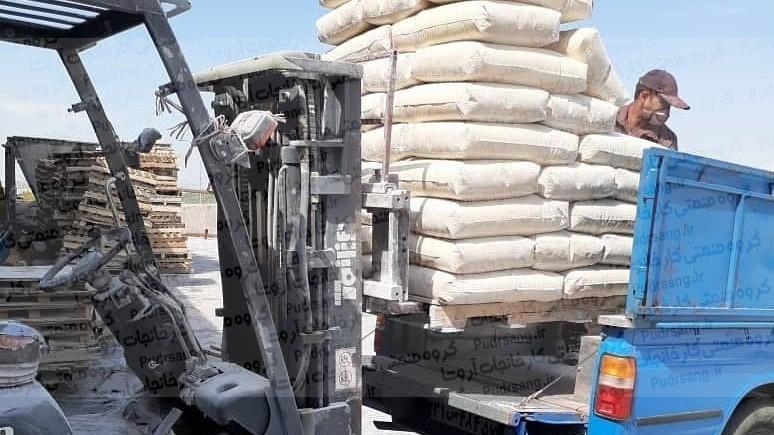 معتبرترین تولید کننده کربنات کلسیم در ایران