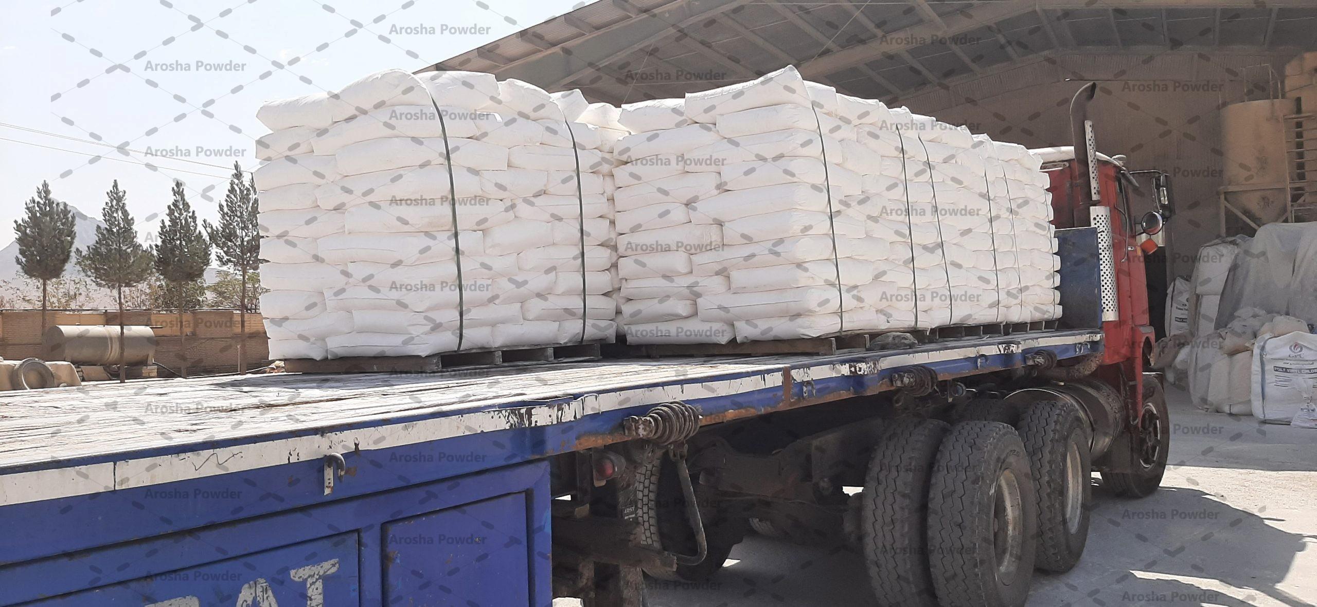 فروش پودر کربنات کلسیم مش 1500